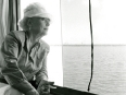 ave-bonar-photography-ann-richards-on-1989-boat-trip-environmental-tour-of-gulf-coast-1990-campaign-for-texas-governor