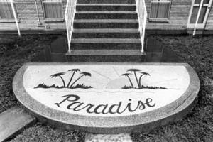 McAllen, Texas, Lower Rio Grande Valley, McAllen, Paradise Motel